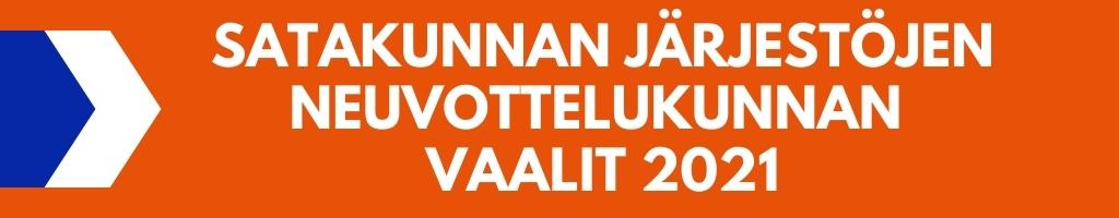 Satakunnan järjestöjen neuvottelukunnan vaalit 2021