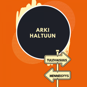 Arki haltuun logo