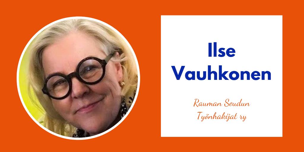Ilse Vauhkonen