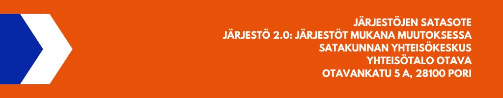 Järjestö 2.0 Satakutan osoite