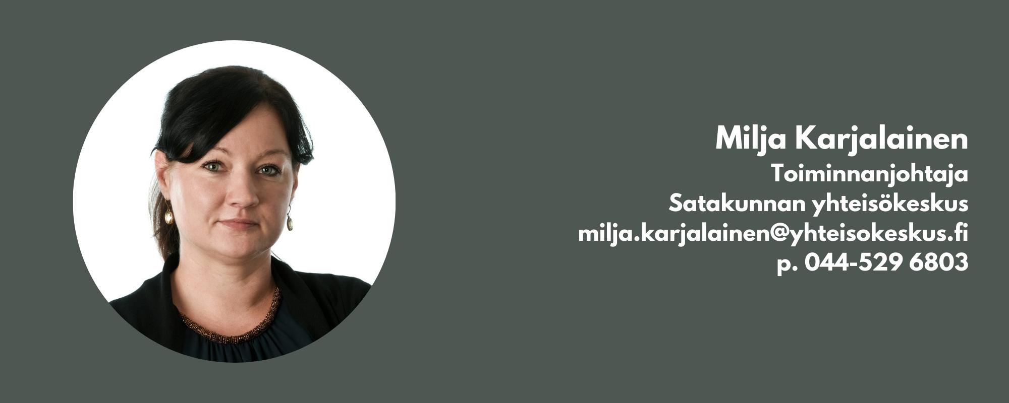 Milja Karjalainen