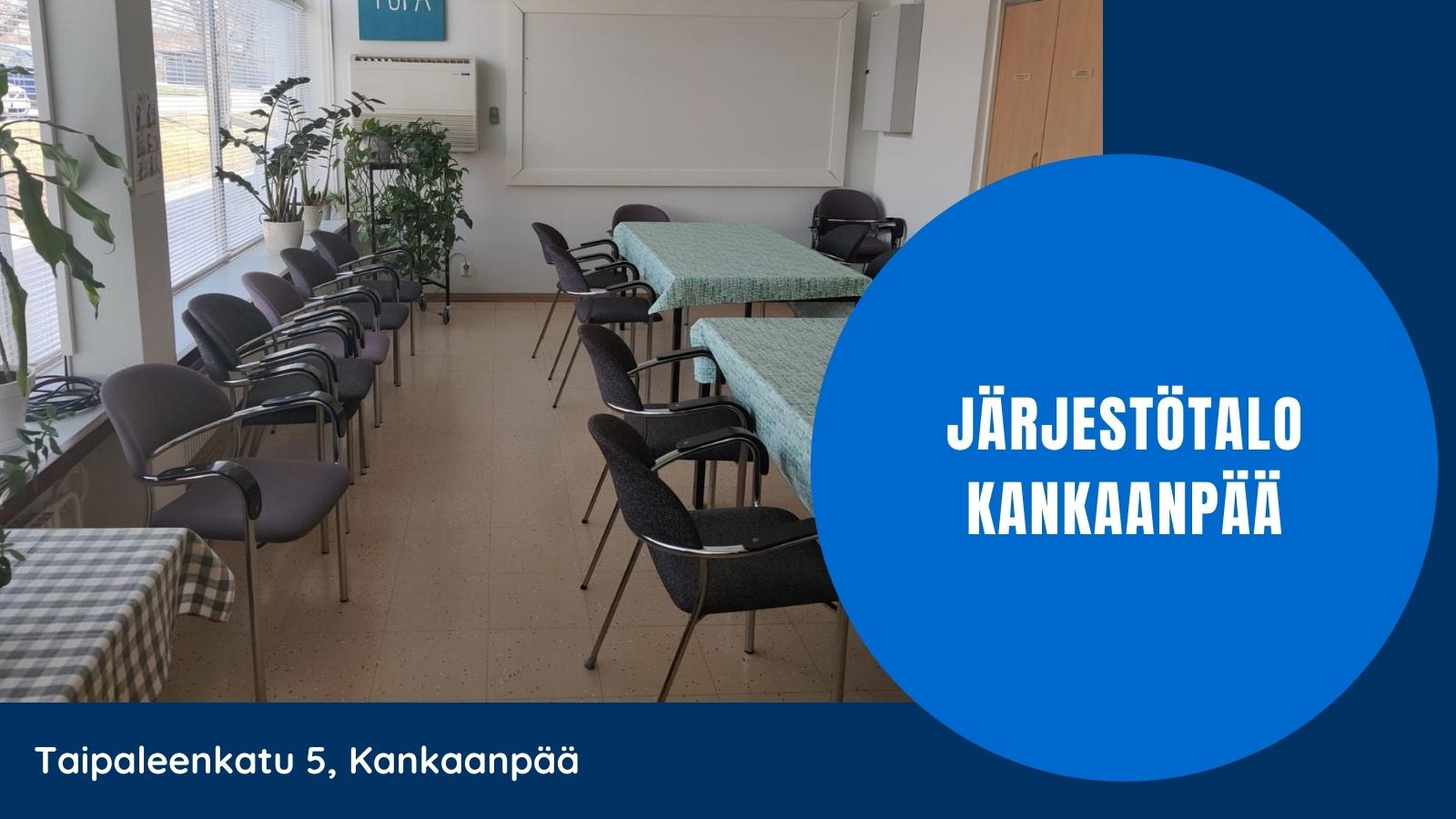 Järjestötalo Kankaanpää