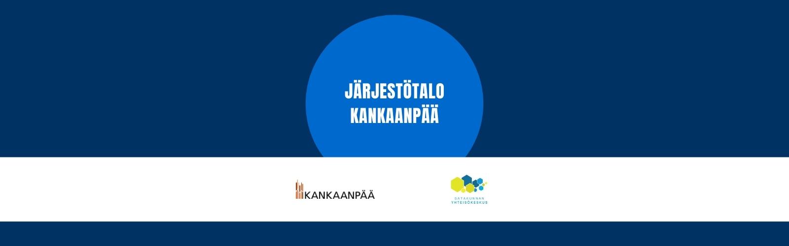 Järjestötalo Kankaanpää verkkosivu