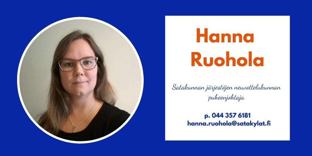 Hanna Ruohola
